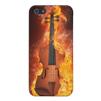 """""""Caso del iPhone 3G del poder de la música"""" iPhone 5 Funda"""