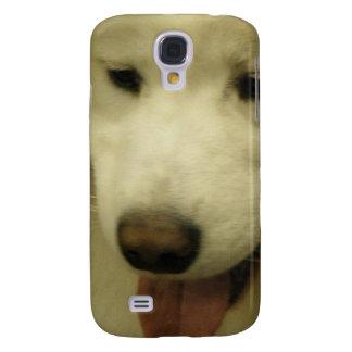 Caso del iPhone 3G del rescate del samoyedo