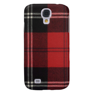 Caso del iPhone 3G del tartán de Ramsay del clan Funda Para Galaxy S4
