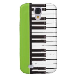 caso del iPhone 3G - llaves del piano en la cal Funda Para Galaxy S4