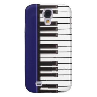 caso del iPhone 3G - llaves del piano en la marina Funda Para Galaxy S4