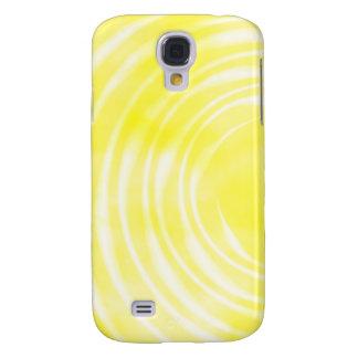 caso del iPhone 3G - remolino etéreo (amarillo)