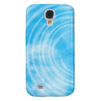 caso del iPhone 3G - remolino etéreo (azul)