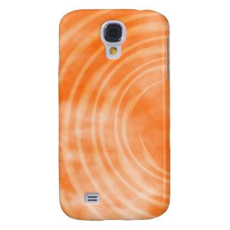 caso del iPhone 3G - remolino etéreo (naranja)