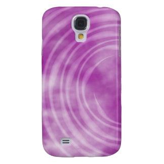 caso del iPhone 3G - remolino etéreo (púrpura)