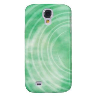 caso del iPhone 3G - remolino etéreo (verde)