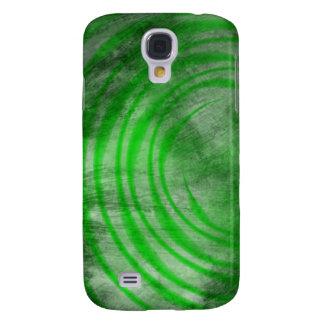 caso del iPhone 3G - remolino etéreo (verde oscuro