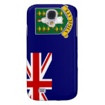Caso del iPhone 3GS de la bandera de British Virgi