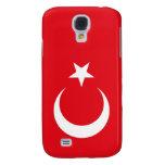 Caso del iPhone 3GS de la bandera de Turquía
