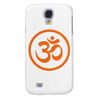 Caso del iPhone 3GS de OM o de Aum Funda Para Galaxy S4