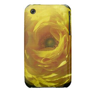Caso del iPhone 3gs del ranúnculo iPhone 3 Case-Mate Protector