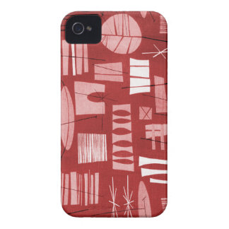 caso del iPhone 4 4S Barely There GEO 2-PRAIRIE S iPhone 4 Case-Mate Cárcasas