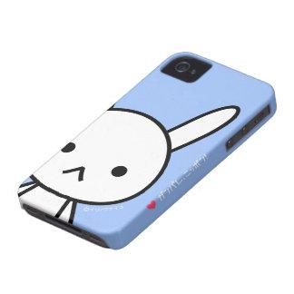 caso del iPhone 4/4S - conejo iPhone 4 Carcasas