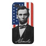 Caso del iPhone 4/4S de Abraham Lincoln iPhone 4/4S Carcasa
