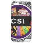 Caso del iPhone 4/4S de CSI Las Vegas