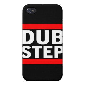 Caso del iPhone 4/4S de DubStep iPhone 4 Fundas