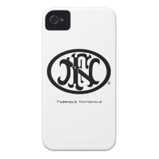 Caso del iPhone 4/4S de Fabrique Nationale iPhone 4 Case-Mate Cobertura