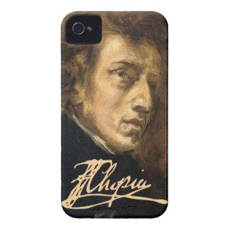 Caso del iPhone 4/4s de Federico Chopin iPhone 4 Fundas