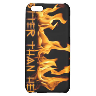 Caso del iPhone 4/4S de HotterThanHell