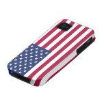 Caso del iPhone 4/4S de la bandera americana iPhone 4 Carcasa