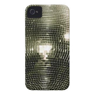 Caso del iPhone 4/4s de la bola de discoteca Carcasa Para iPhone 4