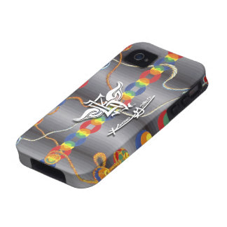 Caso del iPhone 4 4S de la experiencia de Jimi de Case-Mate iPhone 4 Carcasa