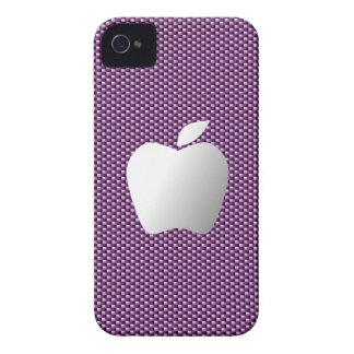 Caso del iPhone 4/4S de la fibra de carbono Carcasa Para iPhone 4 De Case-Mate