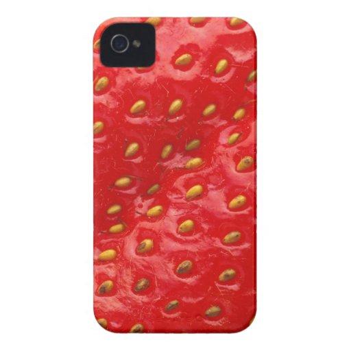 Caso del iPhone 4/4S de la fresa Case-Mate iPhone 4 Coberturas