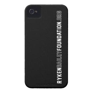 Caso del iPhone 4/4s de la fundación de Ryken Bail Case-Mate iPhone 4 Fundas