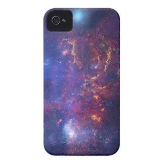 Caso del iPhone 4/4S de la galaxia de la vía Funda Para iPhone 4