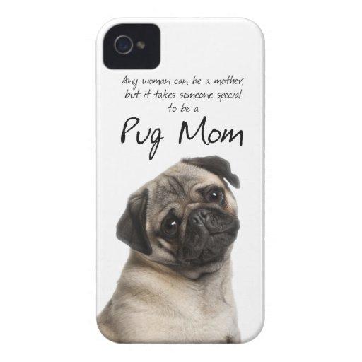 Caso del iPhone 4/4S de la mamá del barro amasado iPhone 4 Case-Mate Carcasa