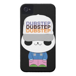 Caso del iPhone 4/4s de la panda del dubstep de Ka iPhone 4 Case-Mate Cobertura