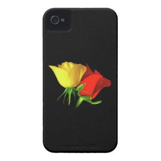 Caso del iPhone 4/4S de los rosas iPhone 4 Case-Mate Fundas