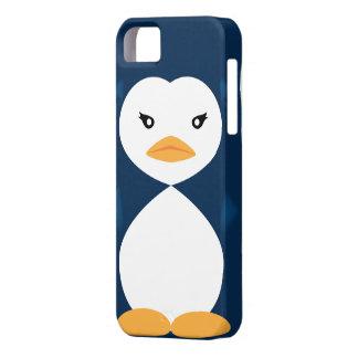 Caso del iPhone 4-4S de Mawaru Penguindrum iPhone 5 Carcasa