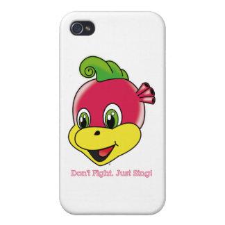 Caso del iPhone 4 4S de Rockstar™ del dragón iPhone 4 Carcasas