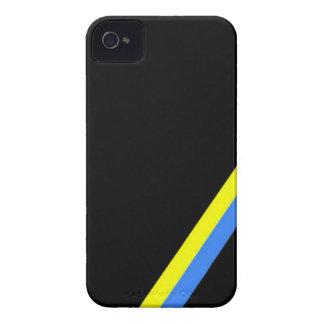 Caso del iPhone 4/4S de Ucrania iPhone 4 Case-Mate Cárcasa