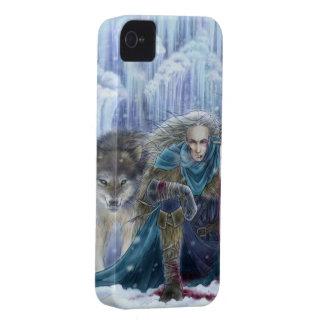 Caso del iPhone 4/4S del arte de la fantasía del Case-Mate iPhone 4 Funda