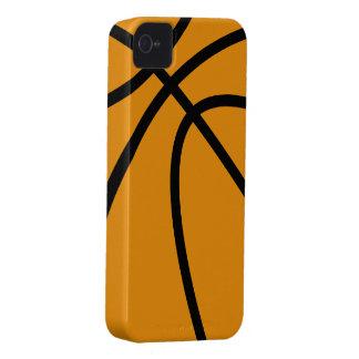Caso del iPhone 4/4S del baloncesto iPhone 4 Coberturas