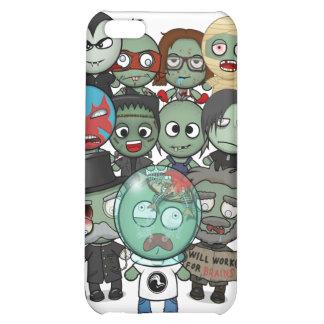 Caso del iPhone 4/4S del desfile del zombi
