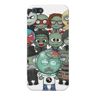 Caso del iPhone 4/4S del desfile del zombi iPhone 5 Carcasa