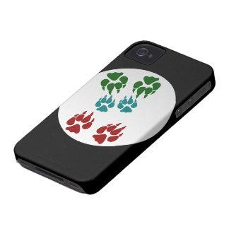 Caso del iPhone 4/4S del paquete 3 de Case-Mate iPhone 4 Protector