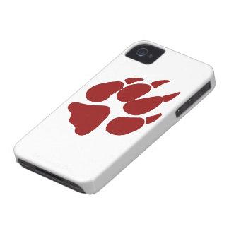 Caso del iPhone 4/4S del paquete de HotterThanHell Case-Mate iPhone 4 Carcasa