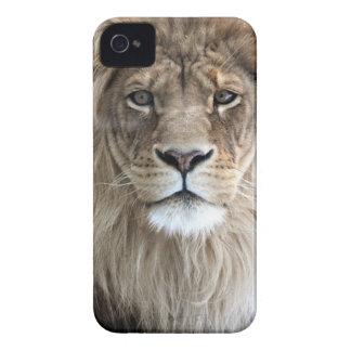 Caso del iPhone 4/4S del rey del león Case-Mate iPhone 4 Funda