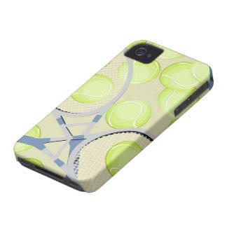 Caso del iPhone 4/4S del tenis iPhone 4 Fundas