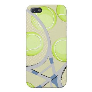 Caso del iPhone 4/4S del tenis iPhone 5 Fundas