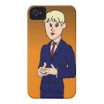 caso del iPhone 4/4s iPhone 4 Case-Mate Cobertura