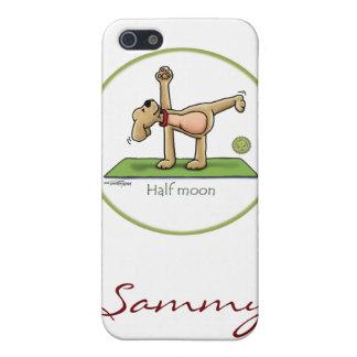 caso del iphone 4 - actitud de la yoga iPhone 5 fundas