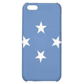 caso del iPhone 4 - bandera de Micronesia