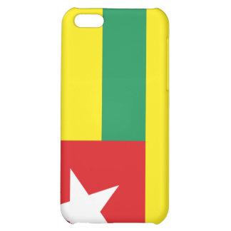 caso del iPhone 4 - bandera de Togo