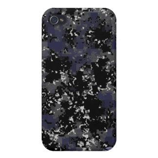 caso del iPhone 4:  Camuflaje urbano de Krunzy Dig iPhone 4 Coberturas